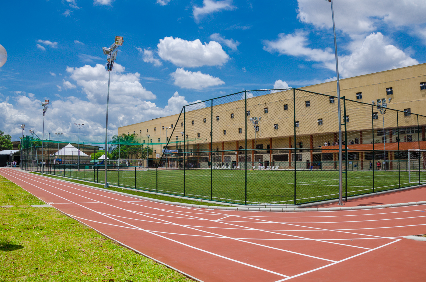 Complexo Esportivo - CEFET-MG (Campus I)