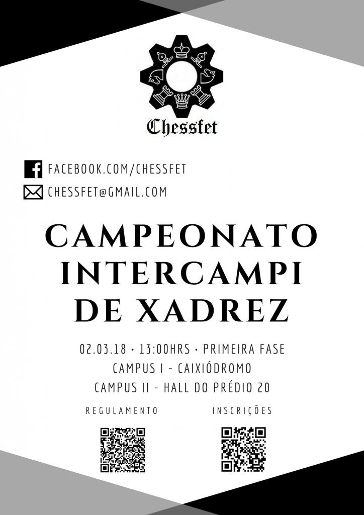 Campeonado Intercampi de Xadrez